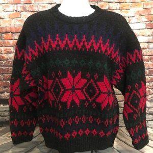 Rare Vintage GAP Nordic Fisherman Sweater